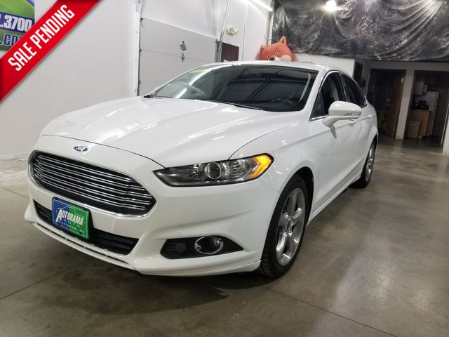 2013 Ford Fusion SE in Dickinson, ND 58601