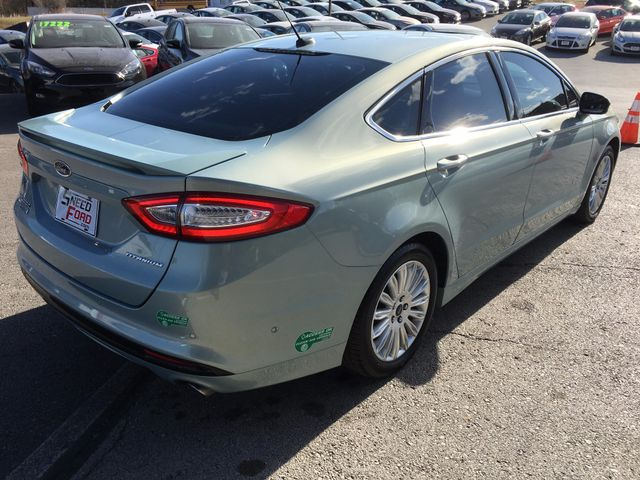2013 Ford Fusion Energi Titanium in Gower Missouri, 64454