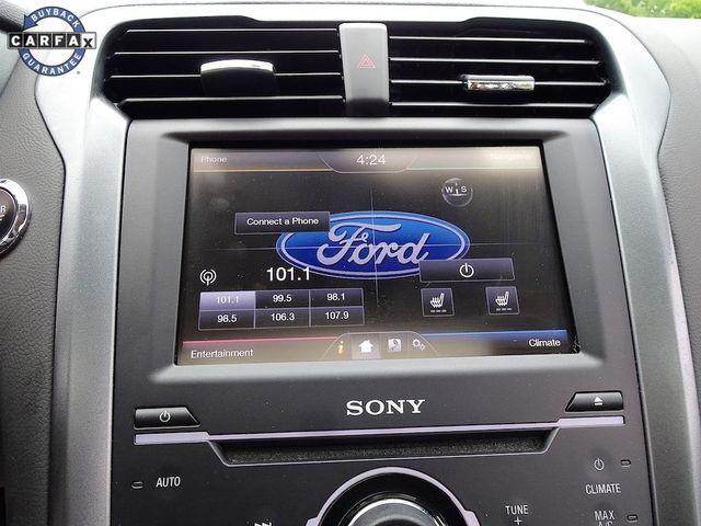 2013 Ford Fusion Energi Titanium Madison, NC 19