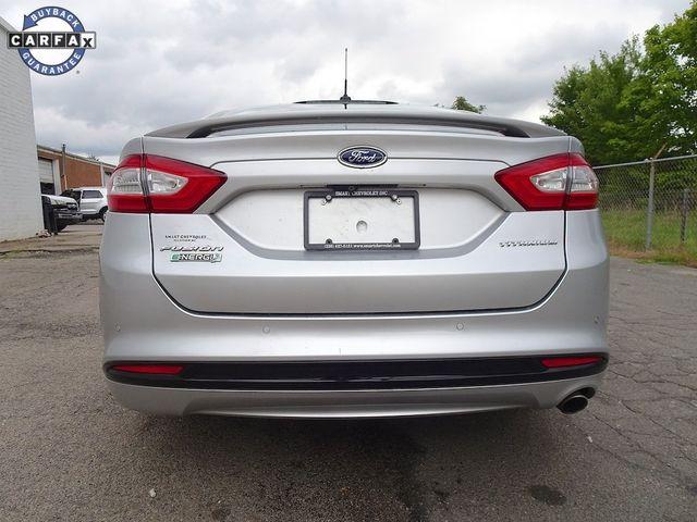 2013 Ford Fusion Energi Titanium Madison, NC 3