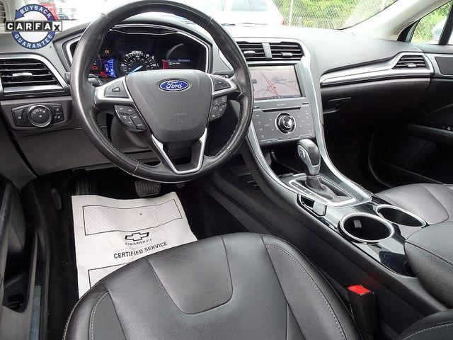 2013 Ford Fusion Energi Titanium Madison, NC 36