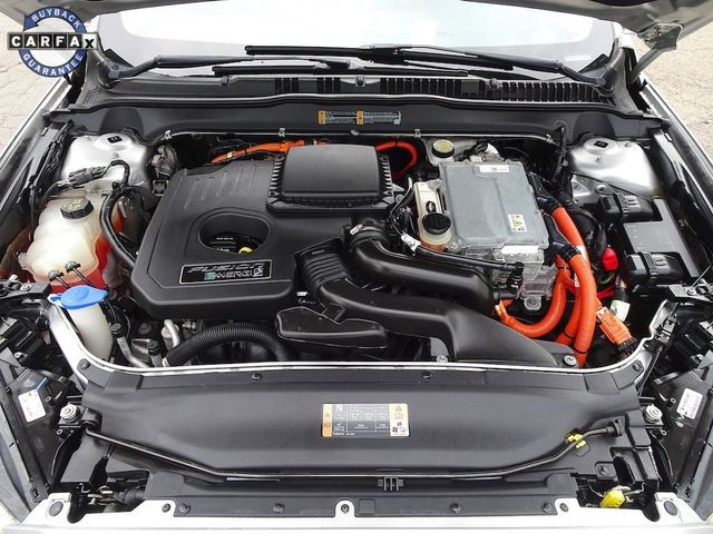 2013 Ford Fusion Energi Titanium Madison, NC 43