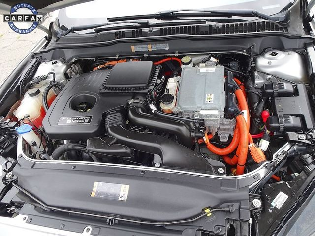 2013 Ford Fusion Energi Titanium Madison, NC 45