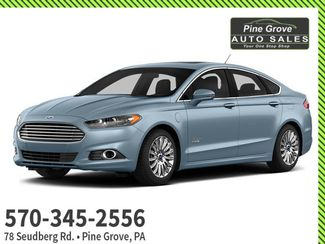 2013 Ford Fusion Energi in Pine Grove PA