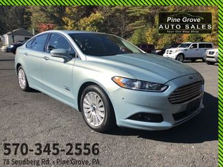 2013 Ford Fusion Energi Titanium | Pine Grove, PA | Pine Grove Auto Sales in Pine Grove