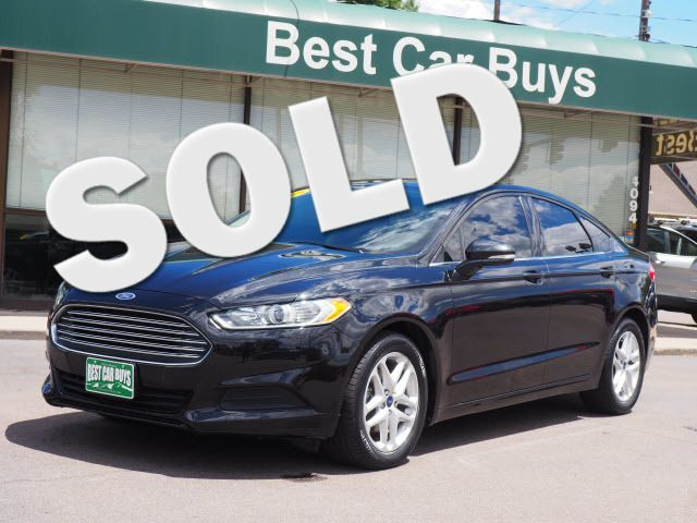 2013 Ford Fusion SE Englewood, CO