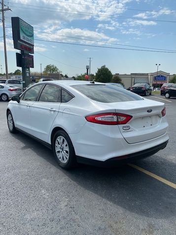 2013 Ford Fusion S | Hot Springs, AR | Central Auto Sales in Hot Springs, AR