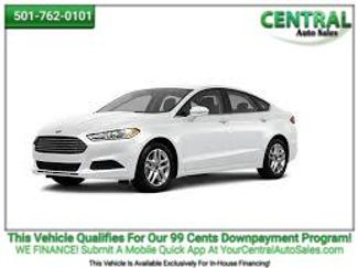 2013 Ford Fusion SE | Hot Springs, AR | Central Auto Sales in Hot Springs AR