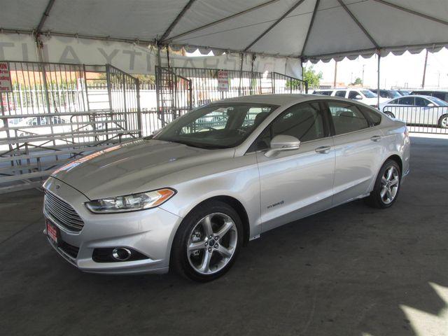2013 Ford Fusion Hybrid SE Gardena, California