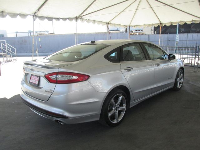 2013 Ford Fusion Hybrid SE Gardena, California 2