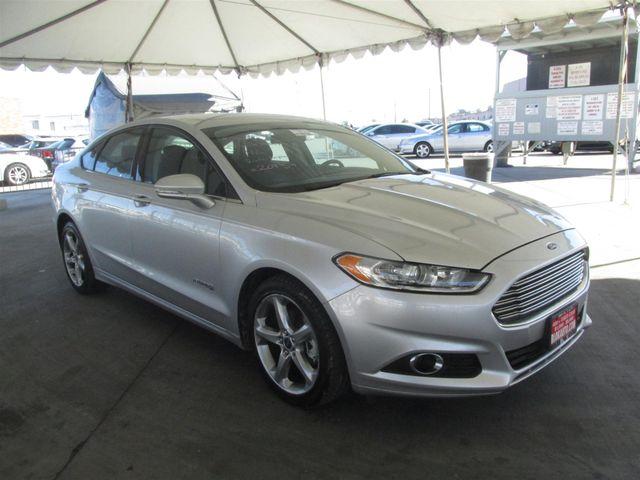 2013 Ford Fusion Hybrid SE Gardena, California 3