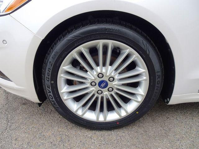 2013 Ford Fusion Hybrid Titanium Madison, NC 10