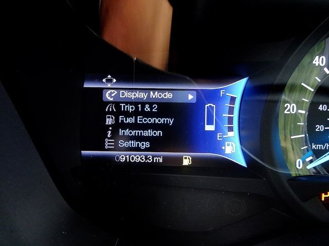 2013 Ford Fusion Hybrid Titanium Madison, NC 15
