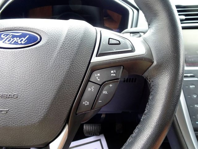 2013 Ford Fusion Hybrid Titanium Madison, NC 16