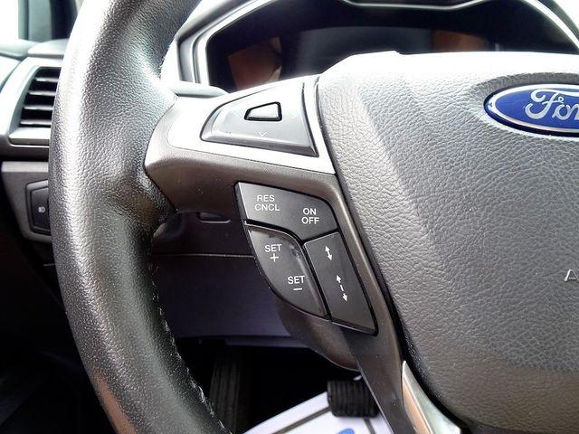 2013 Ford Fusion Hybrid Titanium Madison, NC 17