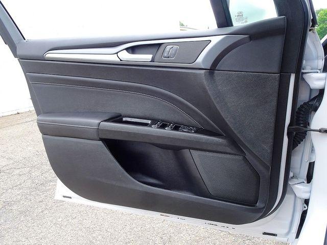 2013 Ford Fusion Hybrid Titanium Madison, NC 27