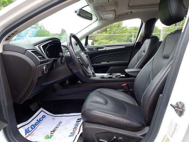 2013 Ford Fusion Hybrid Titanium Madison, NC 28