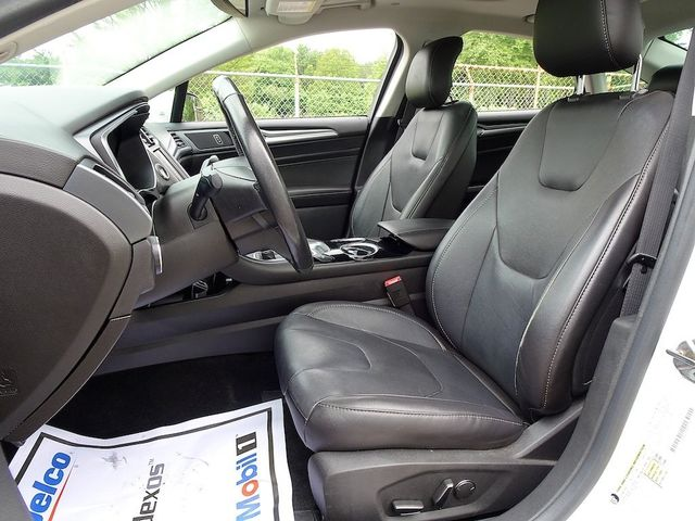 2013 Ford Fusion Hybrid Titanium Madison, NC 29