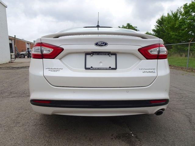 2013 Ford Fusion Hybrid Titanium Madison, NC 3
