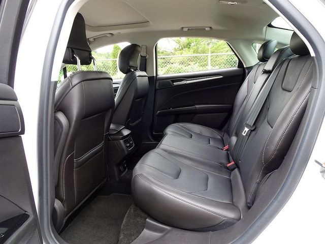 2013 Ford Fusion Hybrid Titanium Madison, NC 32