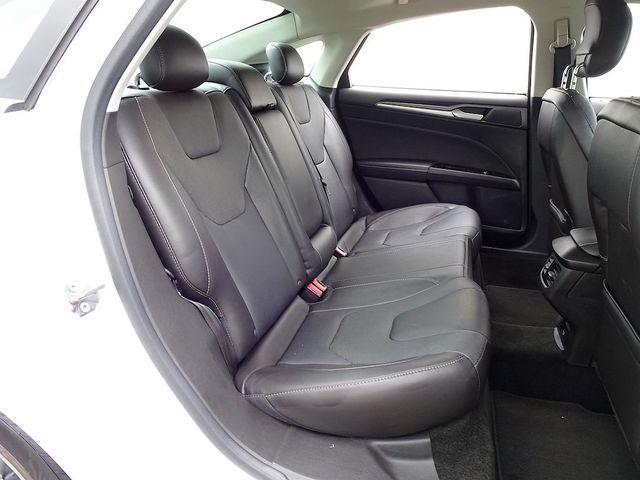 2013 Ford Fusion Hybrid Titanium Madison, NC 36