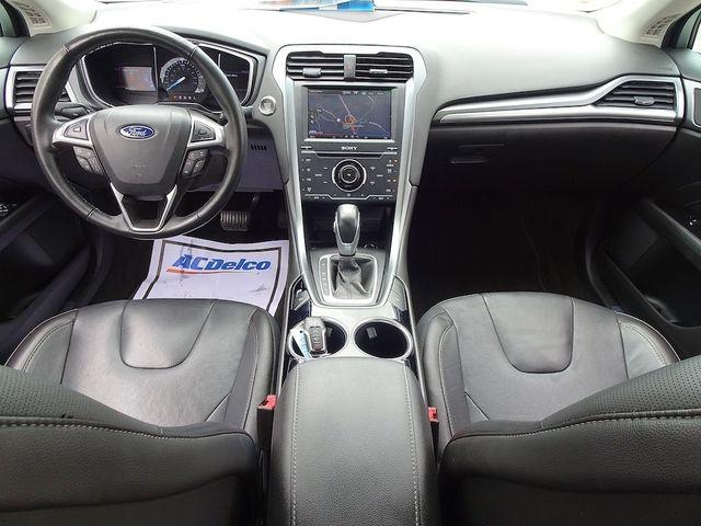 2013 Ford Fusion Hybrid Titanium Madison, NC 37