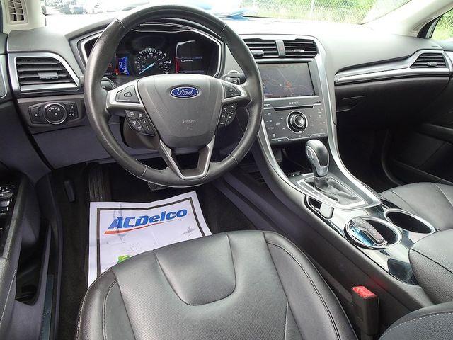 2013 Ford Fusion Hybrid Titanium Madison, NC 38