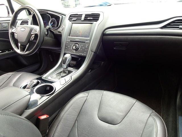 2013 Ford Fusion Hybrid Titanium Madison, NC 39