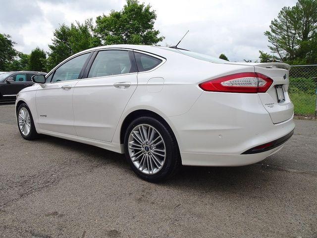 2013 Ford Fusion Hybrid Titanium Madison, NC 4