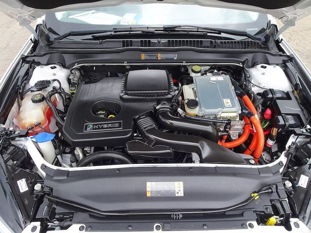 2013 Ford Fusion Hybrid Titanium Madison, NC 45