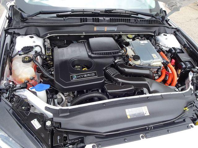 2013 Ford Fusion Hybrid Titanium Madison, NC 46