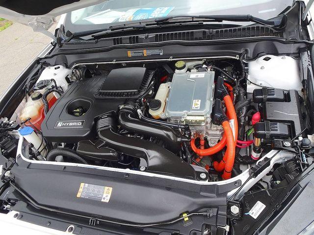 2013 Ford Fusion Hybrid Titanium Madison, NC 47