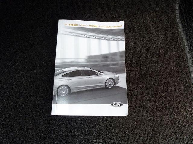 2013 Ford Fusion Hybrid Titanium Madison, NC 49