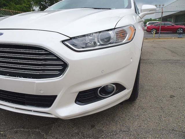2013 Ford Fusion Hybrid Titanium Madison, NC 9