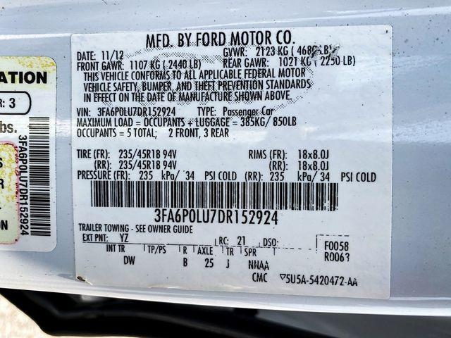 2013 Ford Fusion Hybrid SE Madison, NC 36