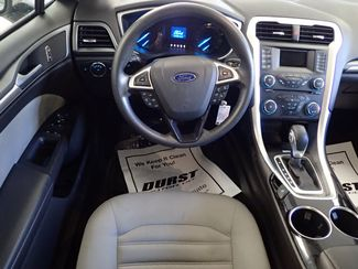 2013 Ford Fusion S Lincoln, Nebraska 4