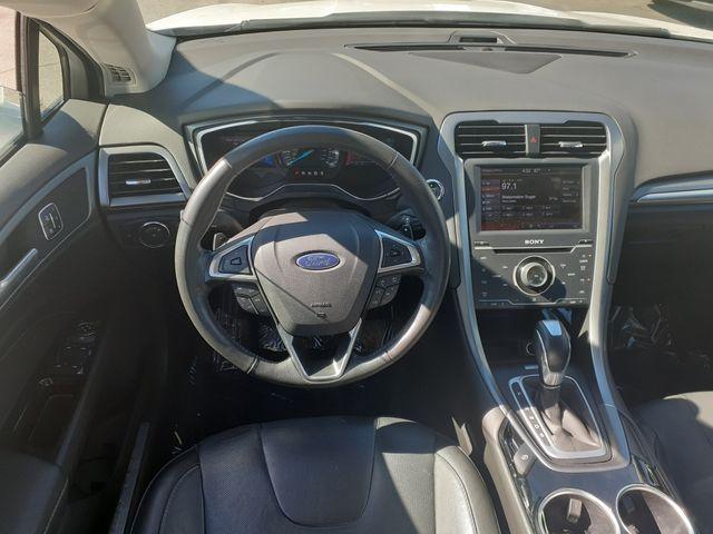 2013 Ford Fusion Titanium Los Angeles, CA 3