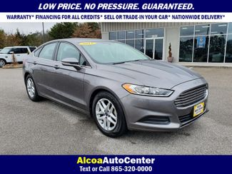 "2013 Ford Fusion SE 2.5L w/SYNC/17"" Aluminum Wheels in Louisville, TN 37777"