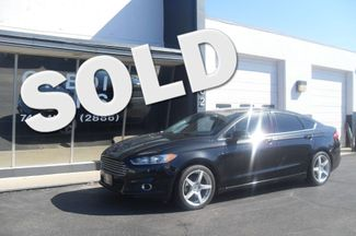 2013 Ford Fusion in Lubbock TX