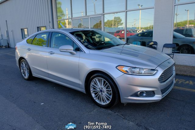 2013 Ford Fusion SE SUNROOF LEATHER SEATS