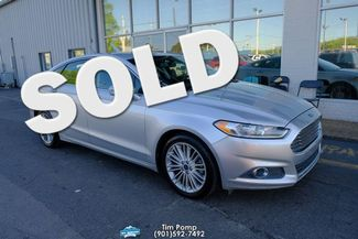 2013 Ford Fusion in Memphis Tennessee