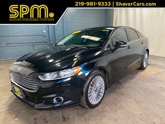 2013 Ford Fusion Titanium in Merrillville, IN 46410