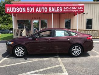 2013 Ford Fusion SE | Myrtle Beach, South Carolina | Hudson Auto Sales in Myrtle Beach South Carolina