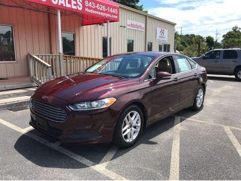 2013 Ford Fusion SE   Myrtle Beach, South Carolina   Hudson Auto Sales in Myrtle Beach, South Carolina