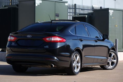 2013 Ford Fusion SE* Sunroof* Ecoboost* EZ Finance** | Plano, TX | Carrick's Autos in Plano, TX
