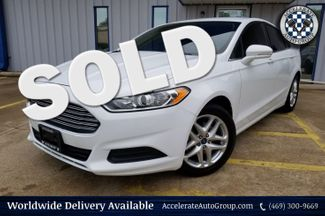 2013 Ford Fusion SE in Rowlett