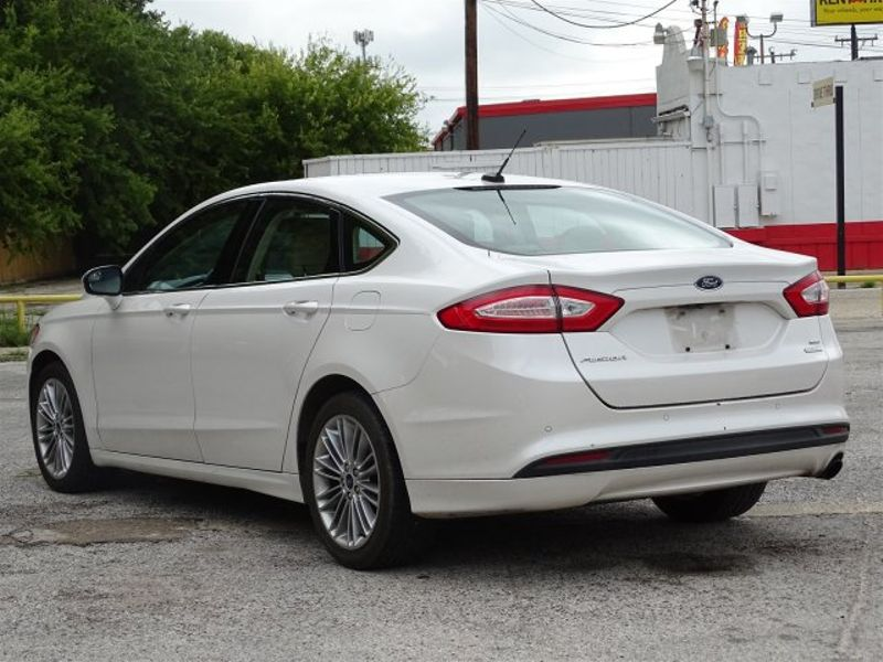 2013 Ford Fusion SE   San Antonio, TX   Southside Used in San Antonio, TX