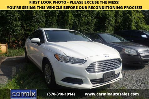 2013 Ford Fusion S in Shavertown