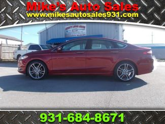 2013 Ford Fusion Titanium Shelbyville, TN