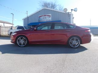 2013 Ford Fusion Titanium Shelbyville, TN 1